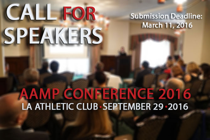 Call For Speakers Background