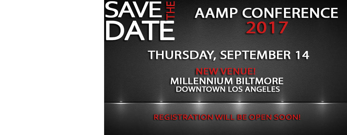 AAMP Conference