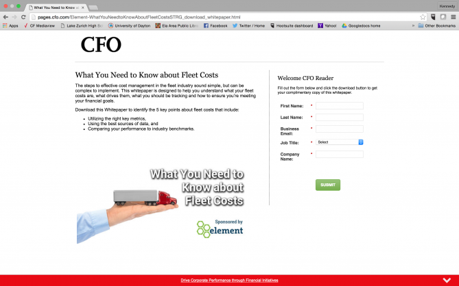 Fig 5 CFO simple reg