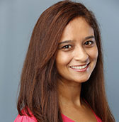 Praveena Khatri - Swiftype Head shot