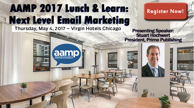 2017 Lunch & Learn - Chicago