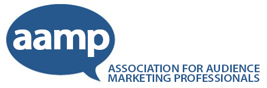Association For Audience Marketing Professionals Retina Logo
